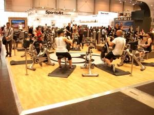 Fun & FIBO 2011, le plaisir du fitness à l'état pur