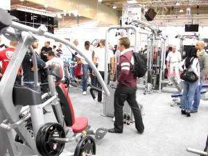 FIBO 2011, le salon européen des sports de la force et de la forme du 19 au 22 avril 2011