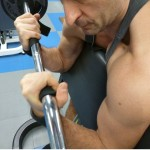 Curls biceps banc Larry Scott