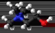 Choline-structure-moleculaire