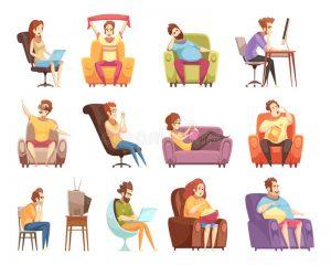 sedentarite
