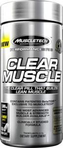clear muscle muscletech
