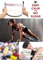 Evitez les sucres pour une libération normale de l'insuline