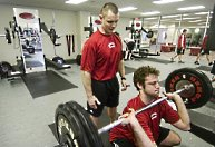 coach de la force athlétique