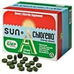 Un supplément de chlorelle améliore la prise maximale d'oxygène
