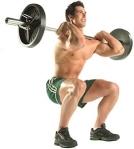 Squat devant ou squat arrière ? En réalité, ça ne fait aucune différence