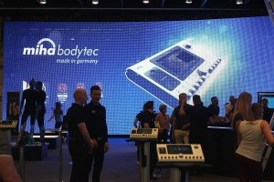 Electrostimulation Bodytec FIBO 2016