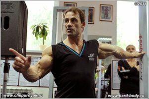 Francis Benfatto, champion Français de bodybuilding, inventeur de la Performance Progressive Method PPM