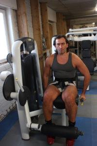 Leg extension méthode d'entraînement PPM