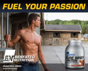Paul James Benfatto Nutrition