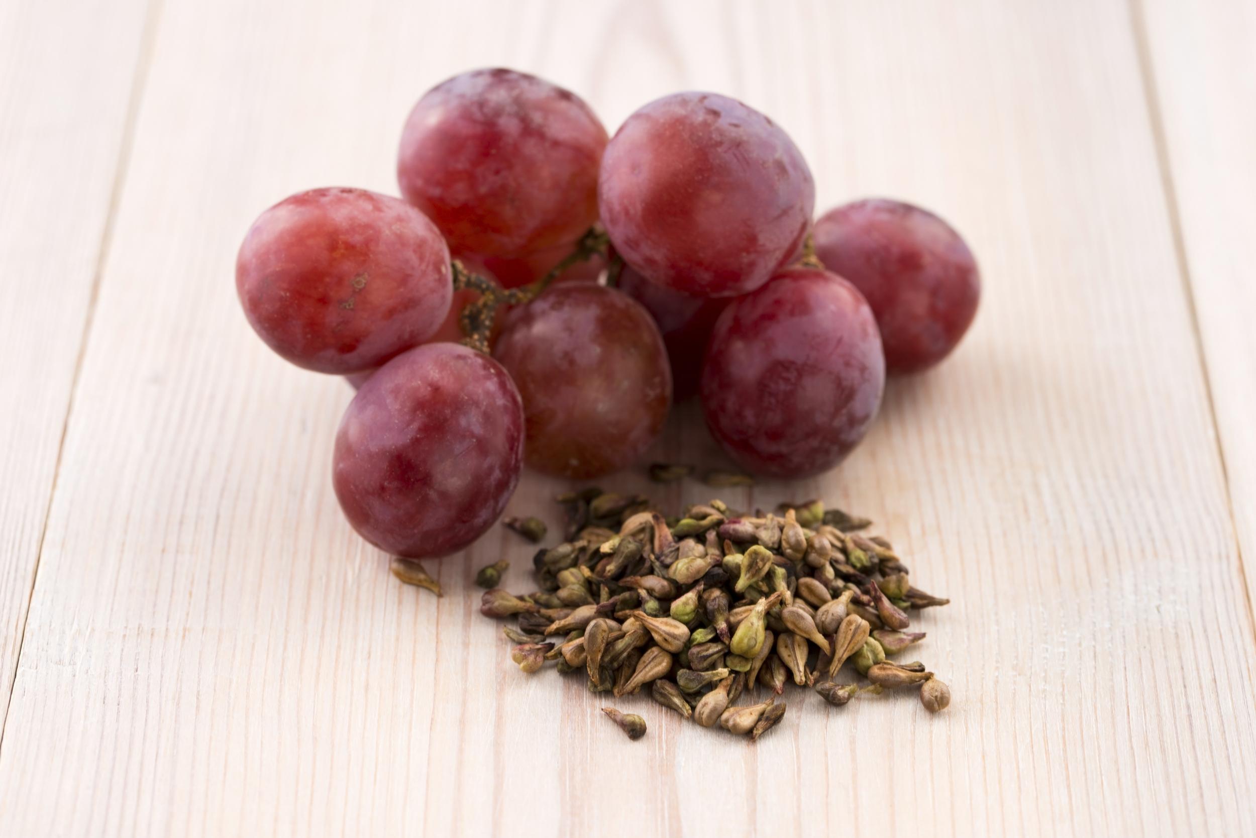 Pépins de raisins et OPC