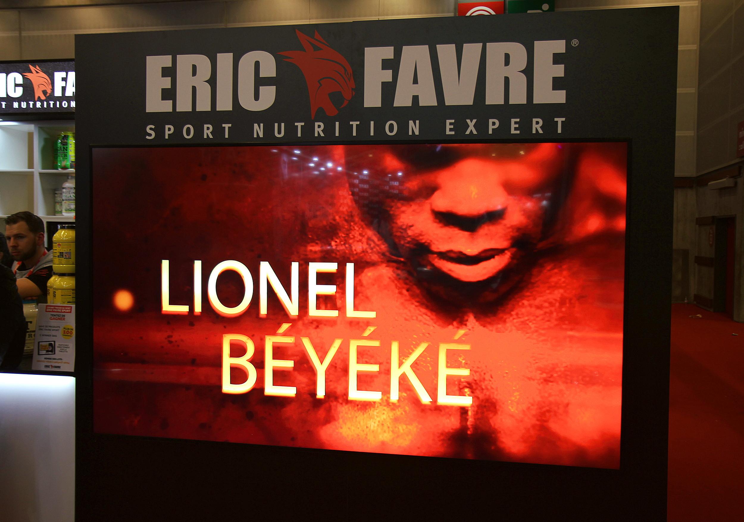 Body Fitness Paris Lionel Béyéké