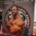 Christophe Bonnefont et sa marque de compléments alimentaires Anabolic Supplements