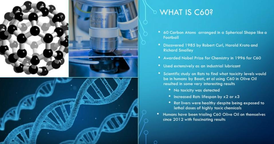 carbone-60-caracteristiques