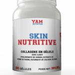 Les suppléments d'acide hyaluronique rétablissent l'équilibre hydrique d'une peau sèche