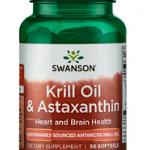 L'huile de Krill et votre cholestérol