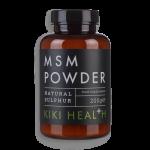 Le MSM protègerait vos protéines musculaires durant l'exercice