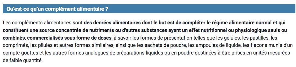 complement-alimentaire-definition