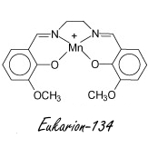 eukarion-134-structure-moleculaire